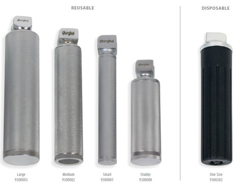 Reusable or Disposable Conventional Handles