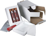 ThermoSafe(TM) Diagnostic Shipper, Three Tube Mailer System