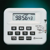 Fisher Scientific(TM) Traceable(TM) Four-Channel Countdown Alarm Timer/Stopwatches