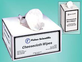 Fisherbrand(TM) Cheesecloth Miniwipes