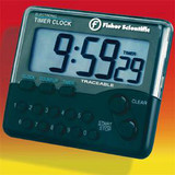 Fisher Scientific(TM) Traceable(TM) Electronic Timer Clock: 10-Hour