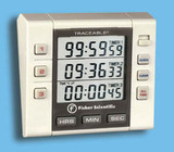 Fisher Scientific(TM) Traceable(TM) Three-Channel Alarm Timer with Triple-Line LCD