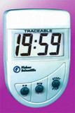 Fisher Scientific(TM) Traceable Benchtop Timer: 20-Hour