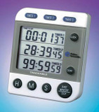 Fisherbrand(TM) Traceable(TM) Three-Line Alarm Timer