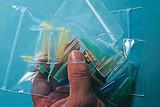 """Fisherbrand(TM) """"Zipper"""" Seal Sample Bags"""