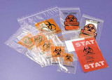 Fisherbrand(TM) Biohazard Specimen Transport Bags