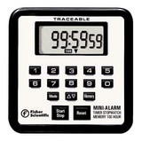 Fisher Scientific(TM) Traceable(TM) Mini-Alarm Timer Stopwatch