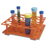 Snap-Together Conical Tube Rack