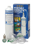 Allied Lif-O-Gen® Emergency Portable Oxygen