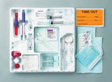 Busse Safety- Deluxe Biopsys Tray