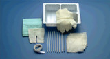 Busse Tracheostomy Care Set With Gloves