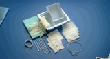 Busse Tracheostomy Care Set With Suction Catheter