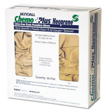 Covidien/Medical Supplies Chemoplus™ Non- Sterile Neoprene Gloves