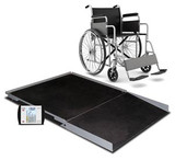 Detecto Stationary Geriatric Wheelchair Scale