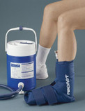 Djo Aircast Cryo- Compression Therapy -  Ankle