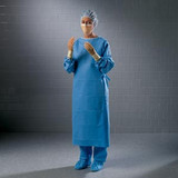 Halyard Ultra Fabric- Reinforced Surgical Gowns
