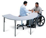 Hausmann Horse- Shoe Therapy Table