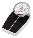 Health O Meter Professional Home Care Large Raised Dial -  Large Platform Scales