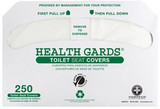 Hospeco Health Gards® Recycled Toilet Seat Cover