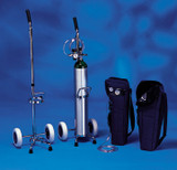 Invacare Portable Compressed Oxygen Systems