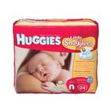 Kimberly- Clark Huggies® Disposable Diapers