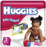 Kimberly- Clark Huggies® Little Movers Diapers