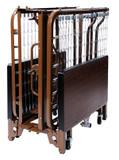 Lumex Bed Storage Cart