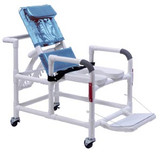 Lumex Pvc Reclining Shower Chair