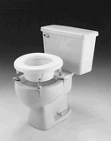 Lumex Versa Height Raised Toilet Seat