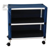 Mjm Series Inch300Inch Mid- Size Utility- Linen Carts