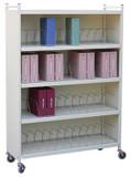 Omnimed Beam® Cabinet Style Omnicart® Chart Racks