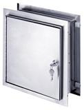 Omnimed Beam® Pass- Thru Cabinet