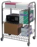 Omnimed Beam® Wire Shelf Utility Cart