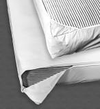 Precision Dynamics Zipper Flap Open Style Mattress Cover