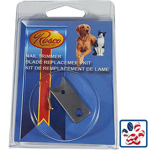 Blade Replacement Kit for Resco Nail Trimmers