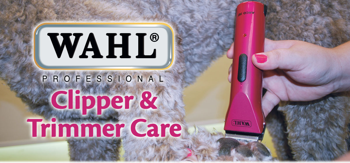 Wahl Clipper & Trimmer Care