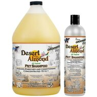 Double K Groomers Edge Desert Almond Shampoo