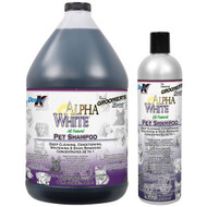 Double K Groomers Edge Alpha White Shampoo