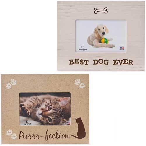 Dog Speak Wood Picture Frames Cherrybrook Pet Supplies