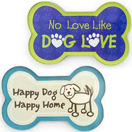 Dog Speak Bone Shaped Magnets