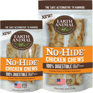 Earth Animal No Hide Chicken Chews 2 Packs
