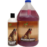EZ Groom Maximum Impact Dog Shampoo - Concentrated