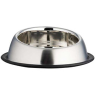 Accented No Tip Stainless Steel Dish