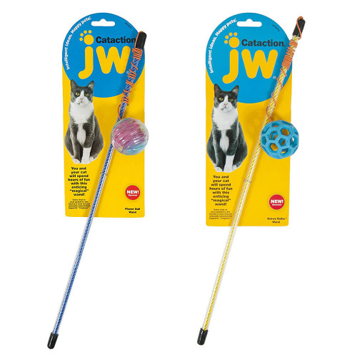 Cataction Wands and Teasers