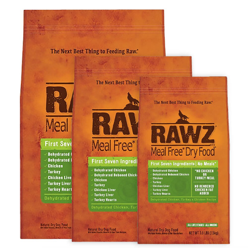 RAWZ Chicken Dog Food