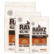 RAWZ Limited Duck Dry Dog Food