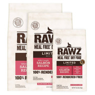 RAWZ Limited Salmon Dry Dog Food