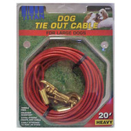 Heavy Cable Tie Outs