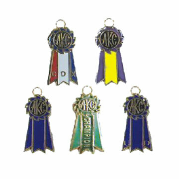 Dog Show Charm Only-Gold