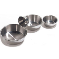 Heavy Weight Stainless Steel Dog Bowls